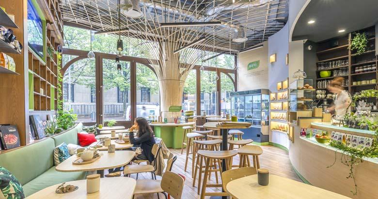 Architecture commerciale à nantes aménagement boutique bureau
