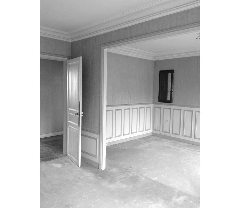 Moderniser un appartement haussmannien de 3 pièces et 63 m2