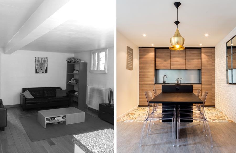 renovation maison 50m2
