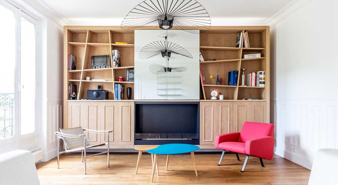 Customer testimonials after the renovation of a Haussmann apartment